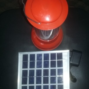 Rechargeable lantern1